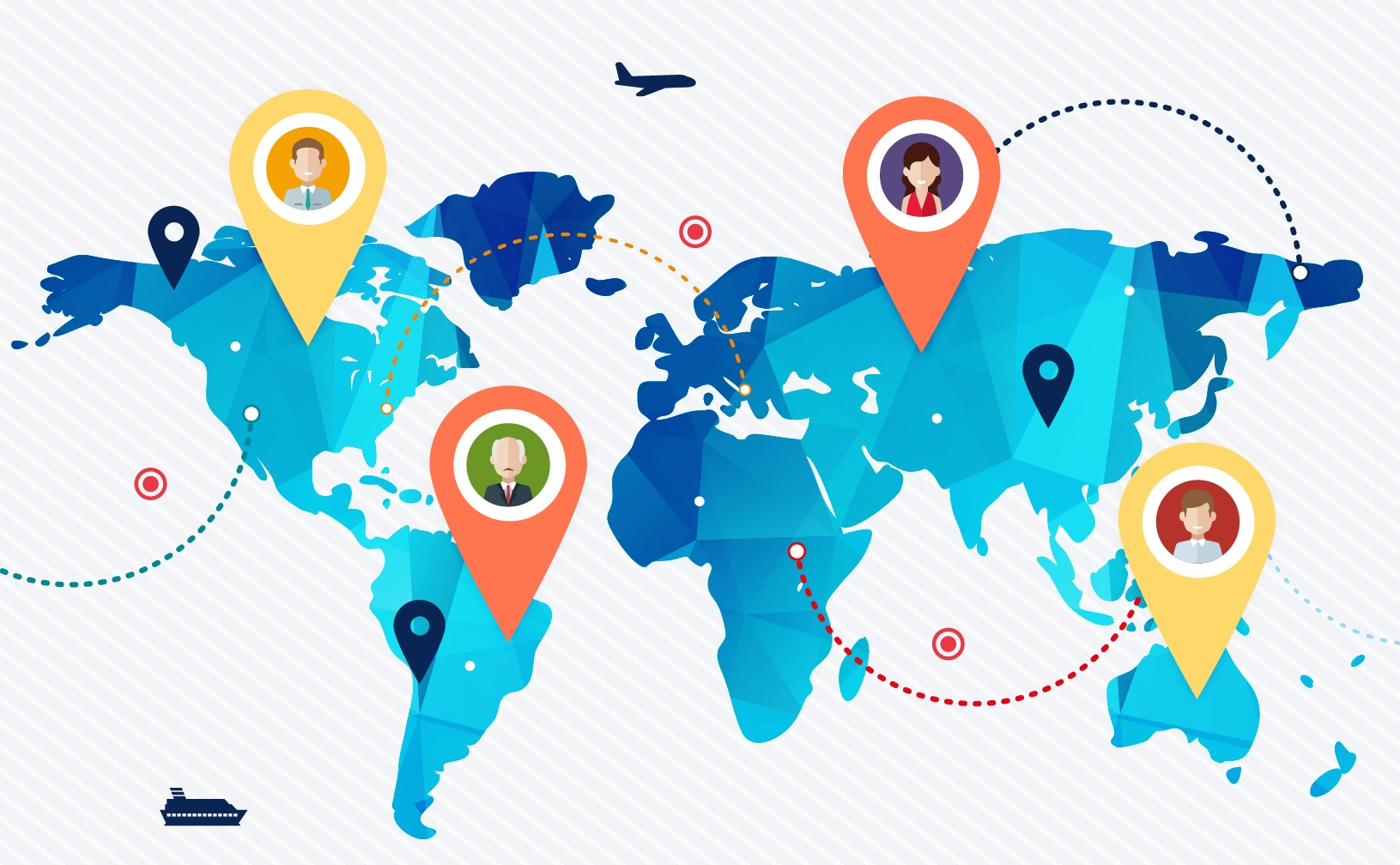 On-demand agent outsourcing