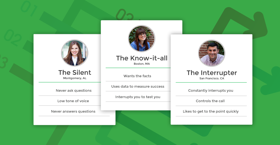 VOIQ THE SCIENCE OF THE SCRIPT: 3 Customer Types and How to Win Them Over