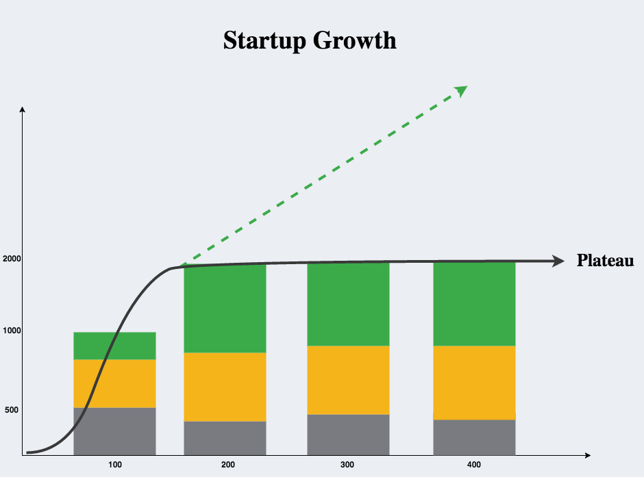 VOIQ Reasons why your startup is plateauing