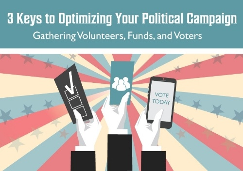 VOIQ 3 Keys to Optimizing Your Political Campaign: Gathering Volunt
